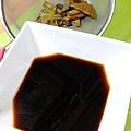 蒜泥醬淋白肉片IMAG0346