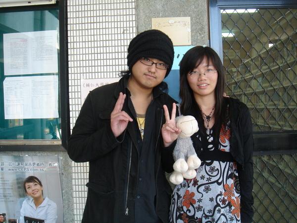 我與志寰學弟