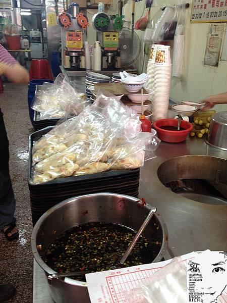 台南水產粥 088