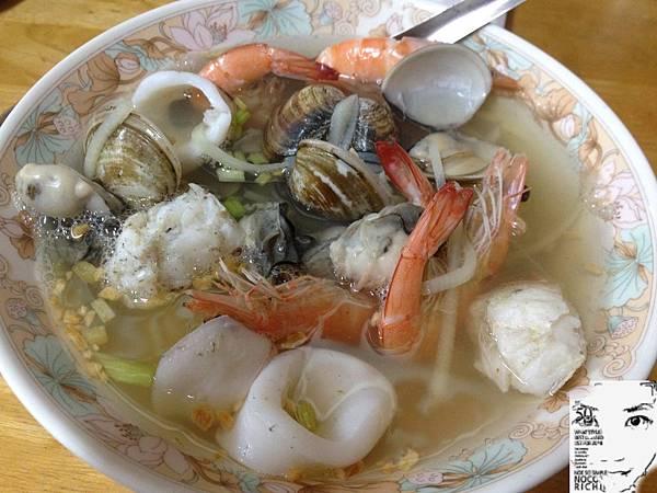 台南水產粥 146
