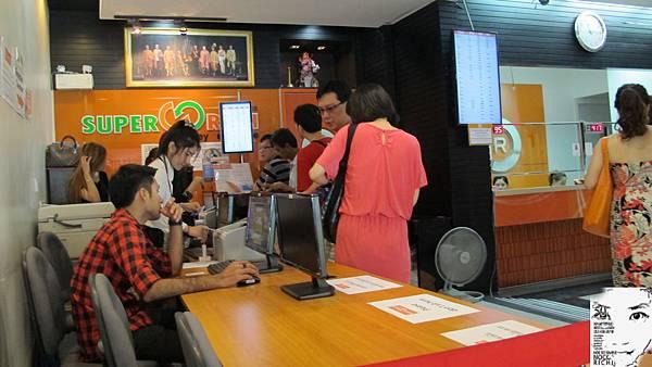 曼谷熱熱遊 101