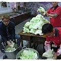 高麗菜變身中-圖片取自紫雲FB