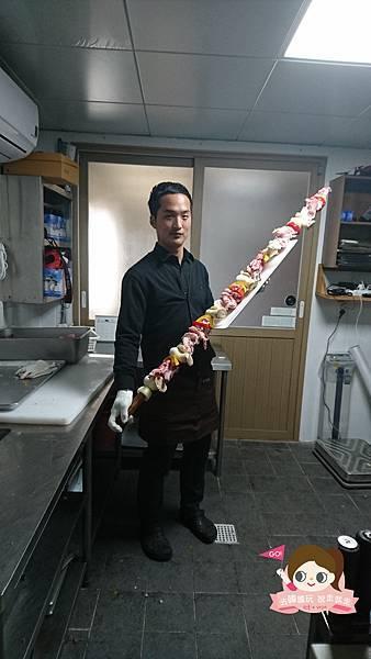 日昇食堂해오름식당巨無霸黑豬肉烤肉串0017.jpg