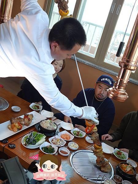 日昇食堂해오름식당巨無霸黑豬肉烤肉串0024.jpg
