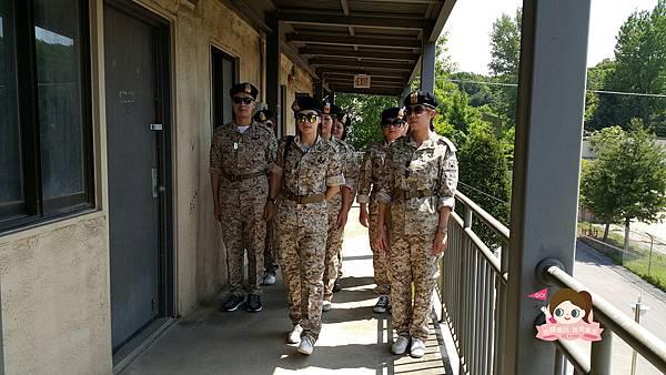 太陽的後裔坡州Camp Ggreaves韓國軍隊體驗及青年旅館0035.jpg