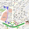 CreatripHouse首爾新村民宿map.jpg