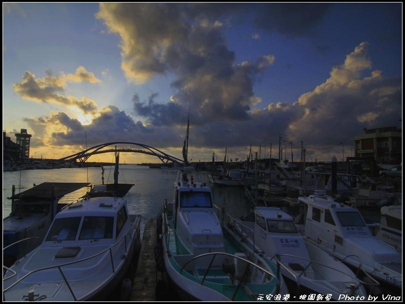 20130915永安漁港夕彩10