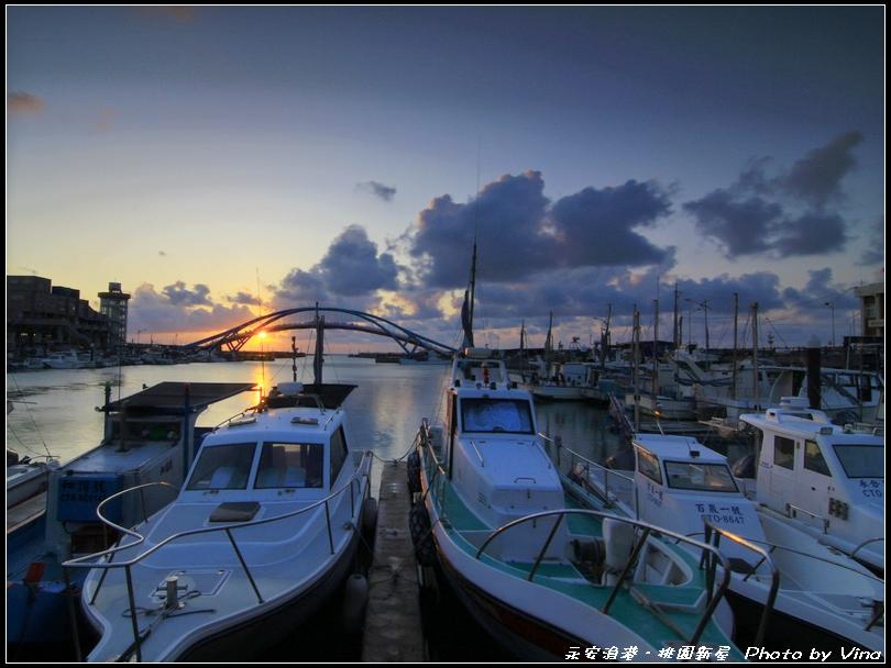 20130915永安漁港夕彩14