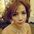 濱崎步短髮造型,龐克新娘造型,短髮新娘,台北新祕-薇娜vina huang (1).jpg