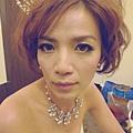 濱崎步短髮造型,龐克新娘造型,短髮新娘,台北新祕-薇娜vina huang (3).jpg