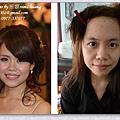 甜美蓬鬆髮型,新祕推薦,台北新祕薇娜VINAHUANH 1.jpg