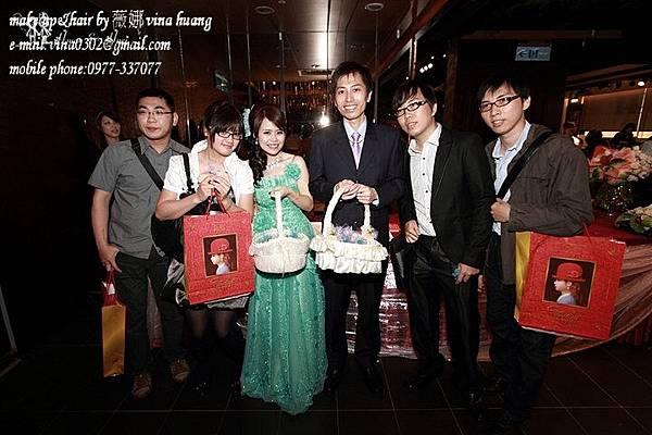 側邊俏麗造型,新祕推薦,台北新祕-薇娜VINA HUANG (4).jpg