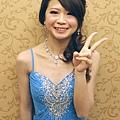 氣質側邊盤髮,優雅造型,浪漫捲髮,台北新祕~薇娜VINAHUANG (2).jpg