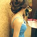 氣質側邊盤髮,優雅造型,浪漫捲髮,台北新祕~薇娜VINAHUANG (5).jpg