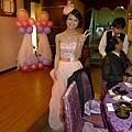 甜美紗帽造型,捲髮公主頭,俏麗捲髮包頭,台北新祕~薇娜vina huang (6).jpg