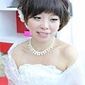 素人改造,短髮新娘,氣質典雅短髮,個性龐克短髮,新娘秘書,新秘推薦,台北新秘,薇娜vinahuang, (15)