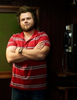Tyler Labine as Bert 'Sock' Wysock 02.jpg