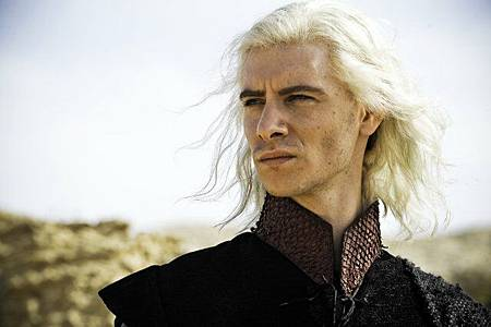 Harry Lloyd ... as Viserys Targaryen.jpg
