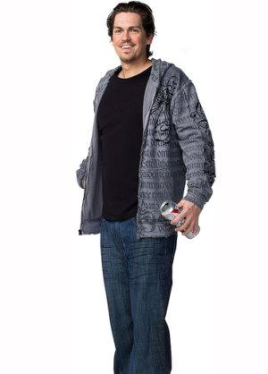 Steve Howey as Kev in Shameless.jpg