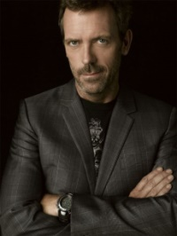 Hugh Laurie as Dr. Gregory House.jpg