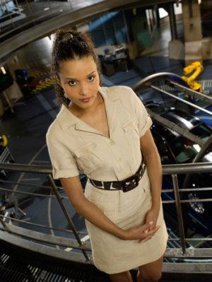 Sydney Tamiia Poitier as Carrie Ruvai.jpg
