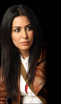 Sarah Page played by Laila Rouass.jpg
