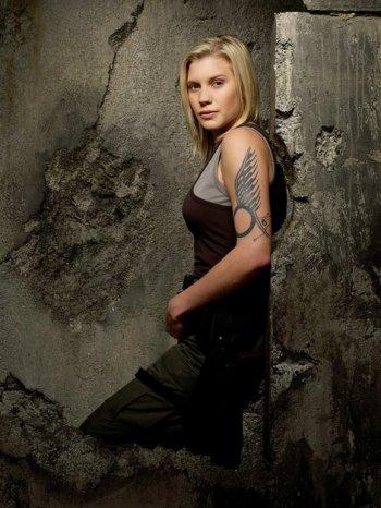 Katee Sackhoff as Kara Starbuck Thrace.jpg