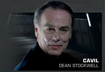 Dean Stockwell as  John Cavil.jpg