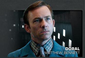 Matthew Bennett  as  Aaron Doral.jpg