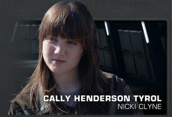 Nicki Clyne as Cally.jpg