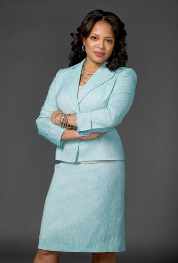 Lauren Velez as Lt. Laguerta in Dexter.jpg