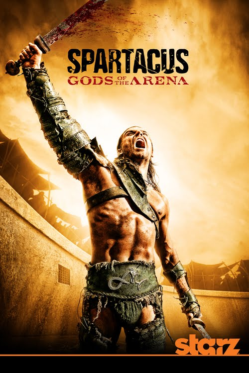 Spartacus, Gods of the Arena Poster 01.jpg