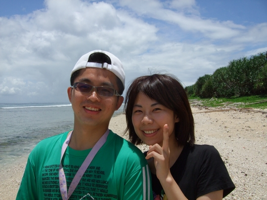 2009/06.19 小琉球 蛤板灣