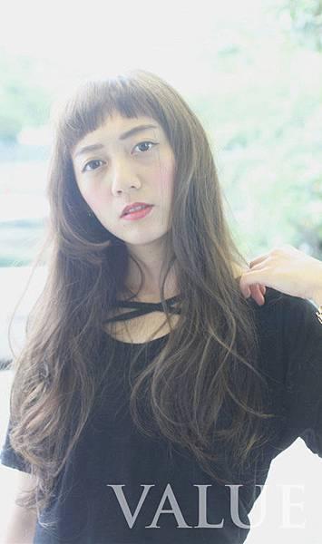 日式極致染髮