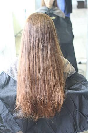 染髮統一色素