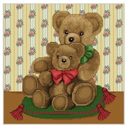 泰迪熊體位