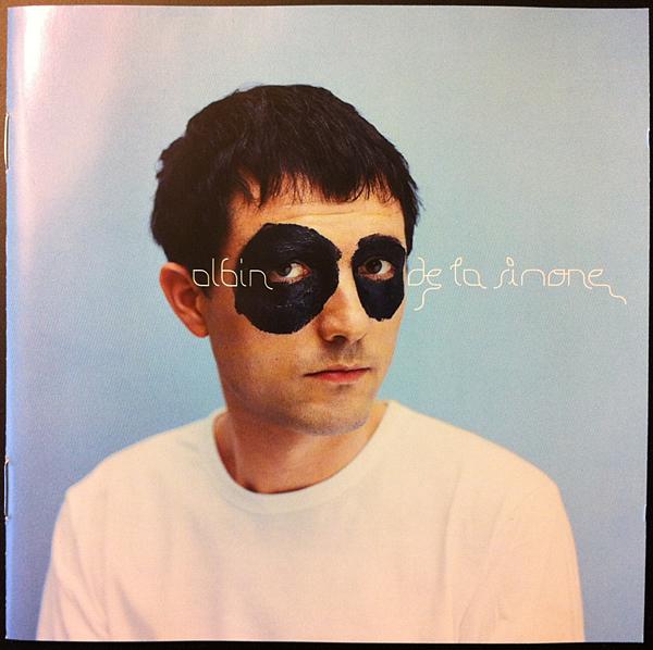 Albin de la Simone 2003 cover