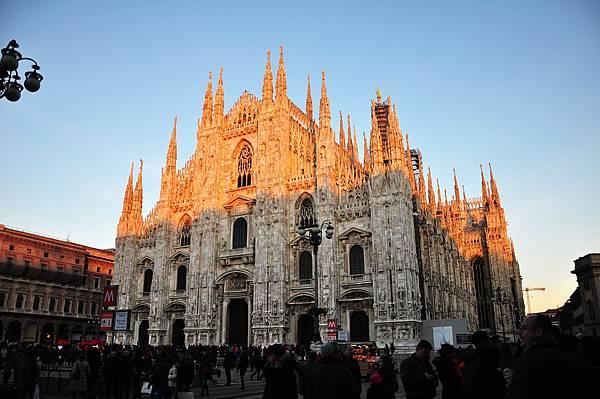 米蘭大教堂 40