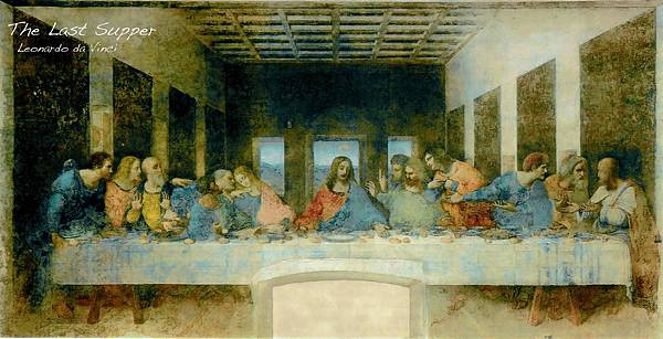 <The Last Supper>