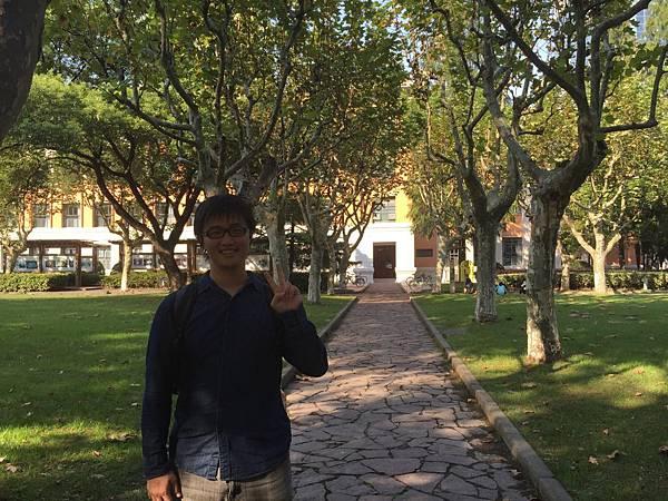 同濟大學-綠色小徑.JPG
