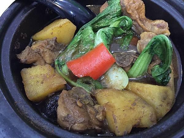 吃-黃燜雞米飯.JPG