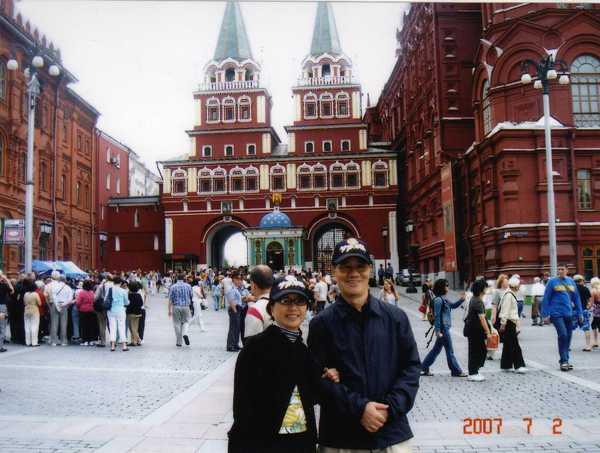 2007.6.莫斯科