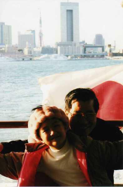 2002.日本東京
