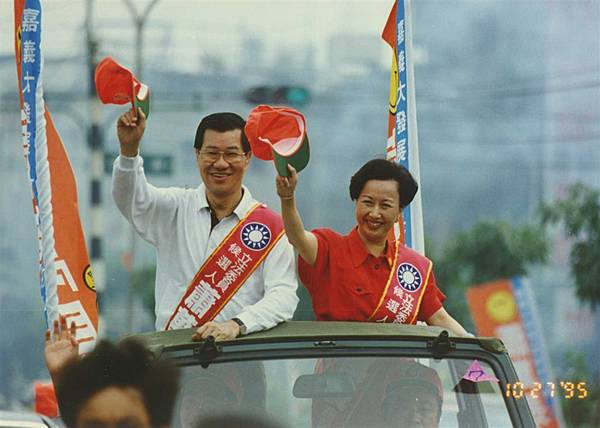選舉戰車初體驗