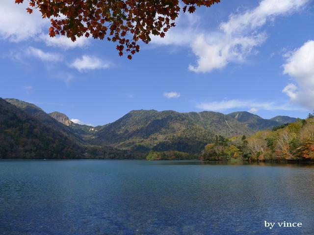 湯之湖 紅葉
