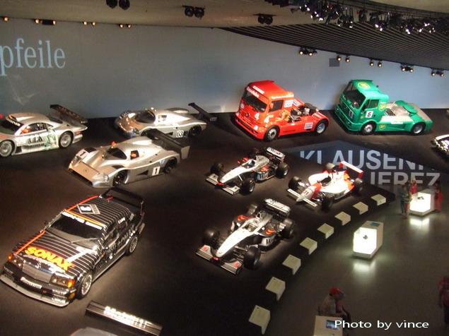 賓士博物館 展出車5