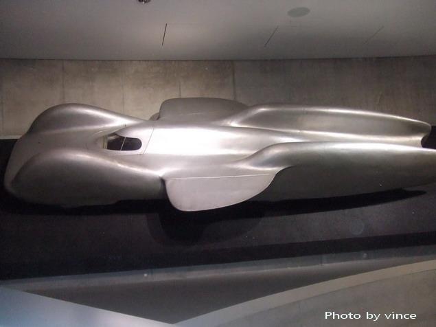 賓士博物館 展出車6