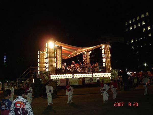 夏之祭 表演