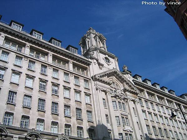 St James buildings
