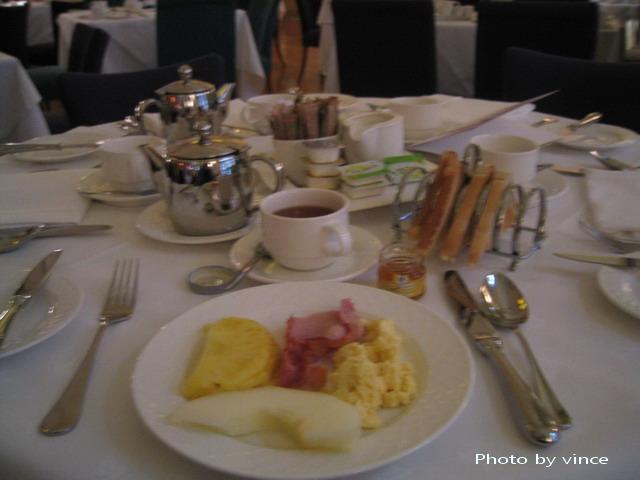 Midland Hotel 早餐